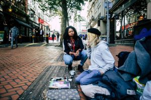 Street outreach photo Birmingham2