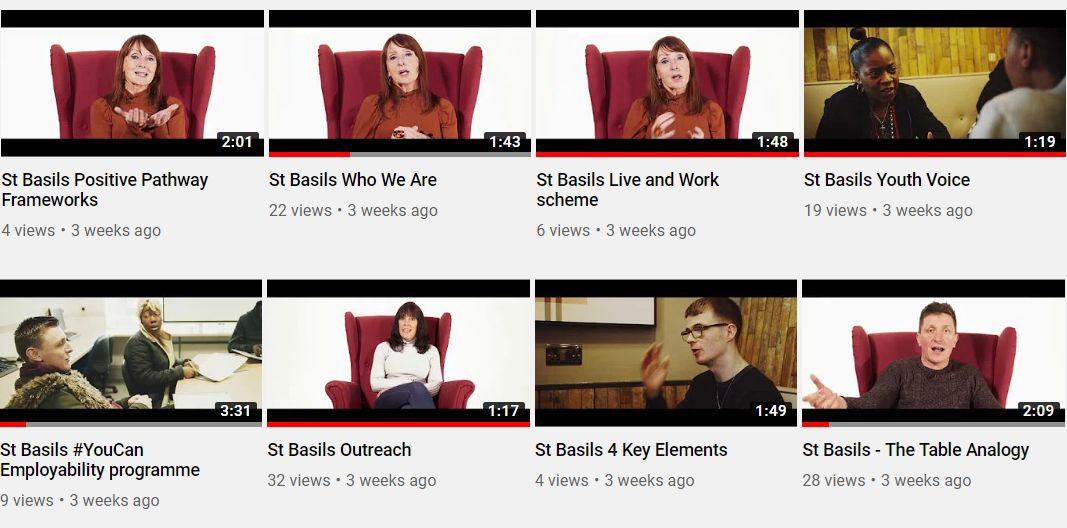 St Basils Films