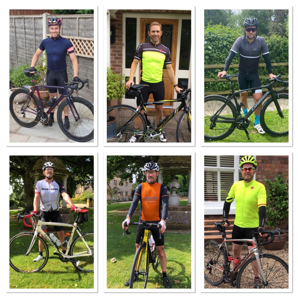 Hayfield team to cycle 200 miles in a day to raise funds for St Basils