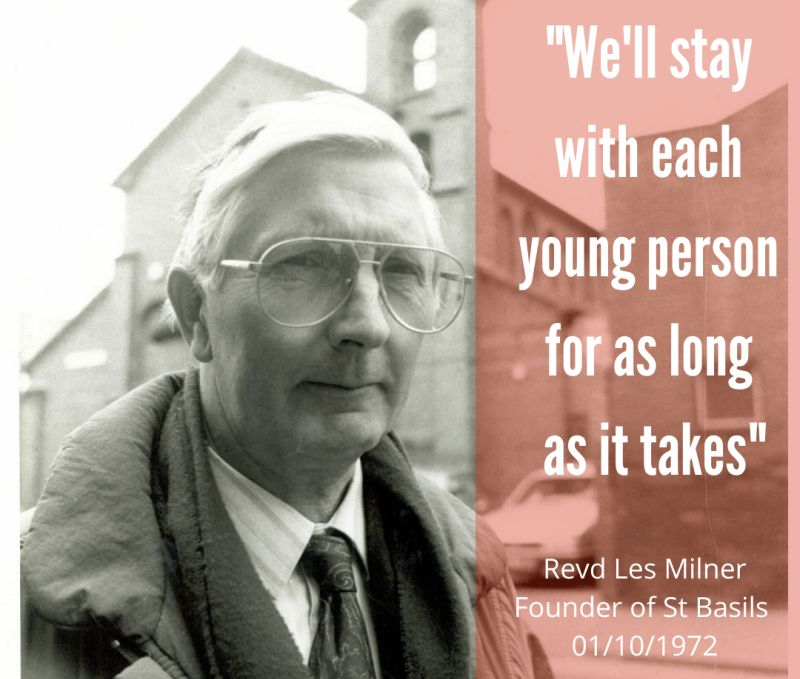 St Basils marks 48 years but we need your help to ensure we can continue