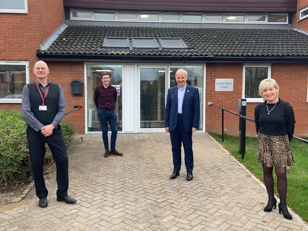 St Basils opens first supported accommodation schemes in Coventry