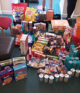 Bromsgrove June 21 donations pic 2