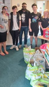Bromsgrove June 21 donations pic4