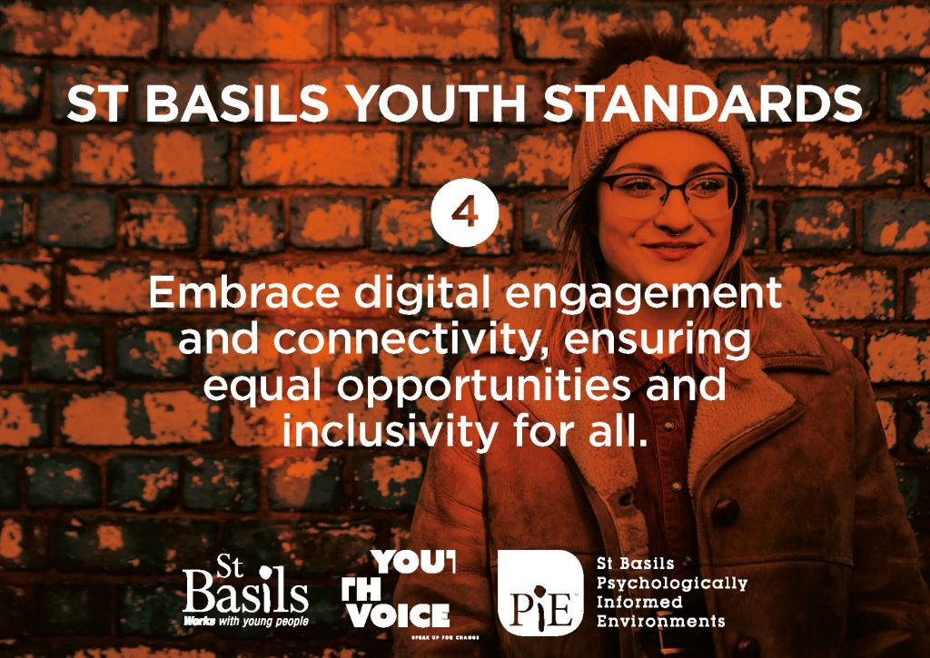 St Basils young people create 12 youth standards to 'build back better' post COVID