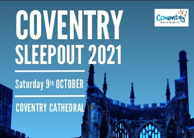 Coventry sleepout 2021 image