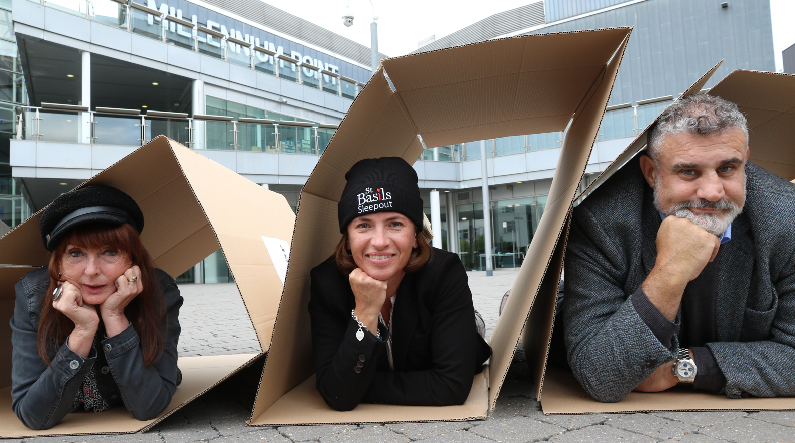 The Big Sleepout is back!